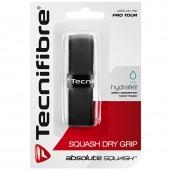 Намотка базовая Tecnifibre Squash Dry grip Черная