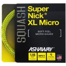 Струна для сквоша Ashaway Supernick XL Micro 12 метров