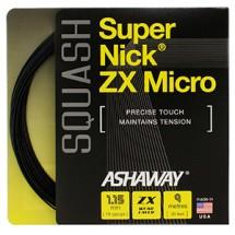 Струна для сквоша Ashaway Super Nick ZX Micro 9 метров